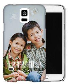 La Familia Samsung Galaxy Case, Slim case, Glossy, Samsung Galaxy S5, White