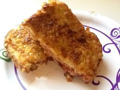 Peanut Butter and Jelly Sandwich French Toast. After making a basic ...