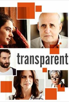 Transparent - such a brilliant and funny and interesting tv programme from amazon. Well worth paying for amazon prime when you get this sort of quality.