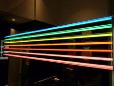 Neon en barcelona