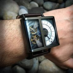 Time to Rock. Only a few weeks left to get a SOLOSCOPE Automatic for $200 less than retrial on Kickstarter. Don't say we didn't warn ya.  http://kck.st/1qWNJy3