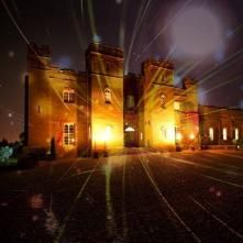 """""""Scone Palace sparks to life with a spectacular evening celebration of its 900 year old built heritage and winter woodlands."""" Find out more about 'Enlighten' taking place at Scone Palace on 14th & 15th February"""