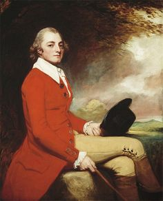 Thomas Grove of Ferne, Wiltshire 1788 by George Romney
