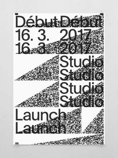 Graphic Design, Typography and Interaction. Text Design, Graphic Design, Swiss Style, Type Posters, Communication Design, Typography Poster, New Fonts, Paper Design, Gd