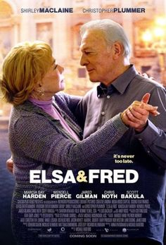 Elsa & Fred (2014) Shirley MacLaine and Christopher Plummer