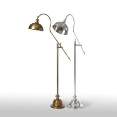 Pharmacy Floor Lamp - All Furniture & Lighting - Barbara Cosgrove - Shopping Inspiration - Industrial Modernism - Lighting - See It All! - What's New! @ Pfeifer Studio- Detail