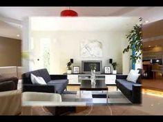 Mnimalist living room design ideas - YouTube