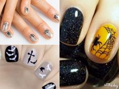 14 Cool Halloween-Inspired Manicures