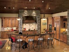 Custom Kitchenscott Holmes Cabinetry  Antioch Illinois Fair Custom Design Kitchen Design Decoration