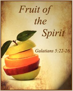 help spirit word | THE FRUIT OF PATIENCE | Cranberry Chroniclez