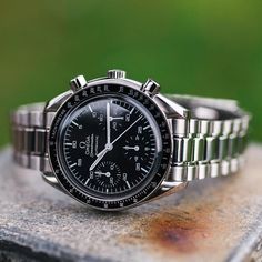 luxury watches for men automatic Used Watches, Best Watches For Men, Luxury Watches For Men, Cool Watches, Omega Speedmaster Reduced, Omega Speedmaster Moonwatch, Omega Seamaster, Omega Railmaster, Omega Automatic
