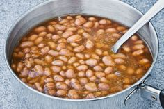 Learn step-by-step how to cook beans on the stove, in a slow cooker, in the Instant Pot, and in a stovetop pressure cooker. Get our top tips on soaking and preparing dried beans. Bean Recipes, Vegetarian Recipes, Feijoada Recipe, Cooking Tips, Cooking Recipes, Slow Cooking, Stovetop Pressure Cooker, Cooking Dried Beans, Homemade Cornbread
