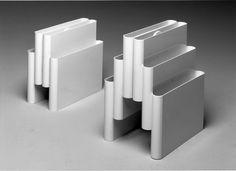 Portariviste, Giotto Stoppino, Kartell, 1971, courtesy Collezione Permanente - Triennale Design Museum _ 4 /12 Il ruolo degli oggetti nella società dei consumi_1 Il Valore funzionale