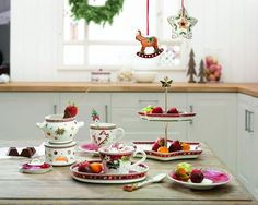 Arts de la table Winter Bakery de Villeroy & Boch
