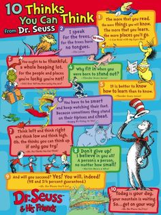 Dr. Seuss Book Club
