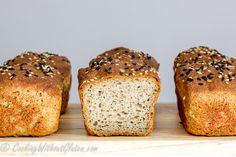 Gluten free mini loaves