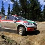 CASTROL TEAM TOYOTA'S GEMMELL AND SWAN RUNNERS-UP IN RALLY CHAMPIONSHIP