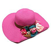 Women'S Flower Summer Visor Holiday Sun Hats – AUD $ 24.78