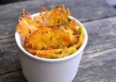 Cukkinis-répás parmezánchips | Nor receptje - Cookpad receptek