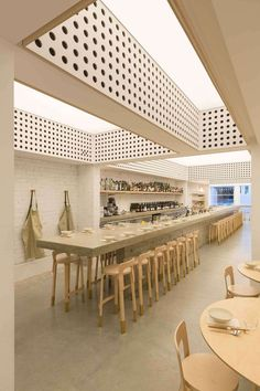 Cho Cho San Restaurant by George Livissianis | Yellowtrace. #telastensionadas…