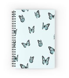 Stationary School, School Stationery, Cute Stationery, Stationary Supplies, Cute Notebooks For School, Cute Spiral Notebooks, Notebook Cover Design, Notebook Covers, Binder Covers