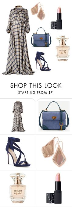 ❤️💥😘 by olgakurganova on Polyvore featuring Imagine by Vince Camuto, Kendra Scott, NARS Cosmetics and Refuge