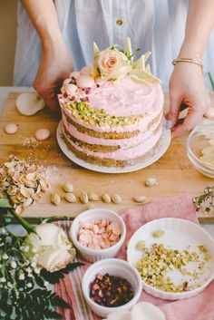 Prettiest Birthday Desserts
