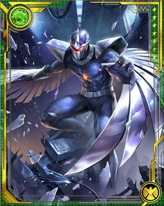 RPGOTG - [Night Flier] Darkhawk+