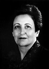 Shirin Ebadi - She was the first Muslim woman and first Iranian to receive the Nobel Peace Prize and came to Marquette in 2009 to receive an honorary degree. She became the first women judge in Iran in 1969 before being stripped of her duties by religious revolutionists in 1979. For more than 30 years, dictators and extremists have tried to keep her down. She has continued to rise above, representing countless women and children whose rights have been violated.