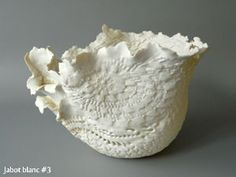 porcelain pieces by alice riehl