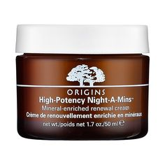 High Potency Night-A-Mins™ Mineral-Enriched Renewal Cream by Origins, 1.7oz for $49.00 from Sephora