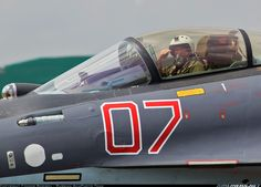Sukhoi Su-35S aircraft picture