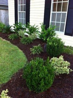 33 Amazing Small Front Yard Landscaping Design Ideas Best Picture For flower garden ideas in front o Small Front Yard Landscaping, Front Yard Design, Farmhouse Landscaping, Outdoor Landscaping, Backyard Landscaping, Front Yard Landscape Design, Small Front Yards, Backyard Ideas, Patio Ideas