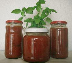 Tomaten - Marmelade