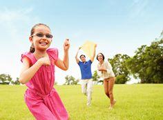 Prevenção de cataratas desde a infância
