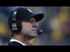 Harbaugh's teams stay ruthless late in blowout wins Million Men, Usa Today Sports, Go Blue, College Football, Michigan, Solar