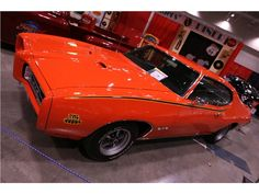 1969 GTO Judge I'll buy one if I ever become a judge