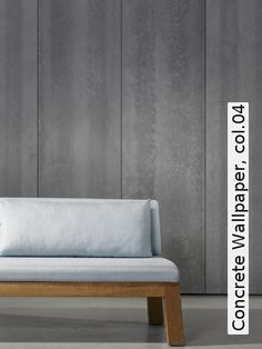 Tapete: Concrete Wallpaper, col.04 - Die TapetenAgentur