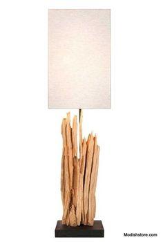 Modeco Drift Vertical Drift Table Lamp