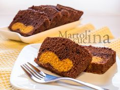 PLUMCAKE CON SORPRESA IN MICROONDE #plumcake #microonde #cacao #ricettafacile