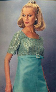1968, Burda moden