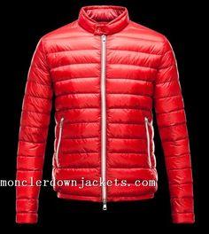 Moncler Blazers rojas