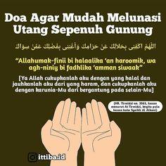 Pray Quotes, Quran Quotes Inspirational, Islamic Love Quotes, Muslim Quotes, Words Quotes, Motivational Quotes, Life Quotes, Hijrah Islam, Doa Islam