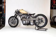 Боббер Honda CB450