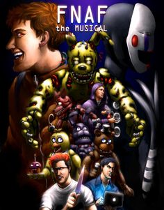FNAF the Musical by SimplEagle on DeviantArt