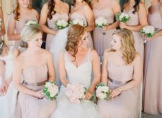 Love the Pure Glamour colors in these dresses!  Top 10 Colors for Bridesmaid Dresses