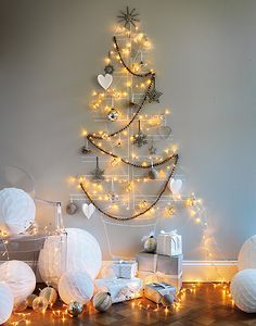 Love this Christmas Tree - The White Company