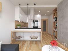 Výsledok vyhľadávania obrázkov pre dopyt obývací pokoj s kuchyní