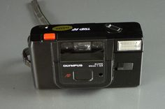 Olympus Trip AF 35mm Compact Film Camera