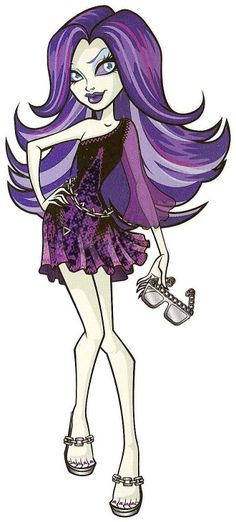 Spectra Vondergeist/merchandise - Monster High Wiki